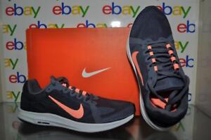 Parpadeo Mirar fijamente novia  Nike Women's Downshifter 8 Running Shoes 908994 005 Gray/Orange NIB See  Sizes | eBay