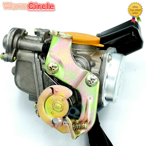 50CC SCOOTER CARBURETOR GY6 FOUR STROKE WITH JET UPGRADES SCOOTER MOPED ATV NEW
