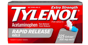 Tylenol-Rapid-Release-Gels-Extra-Strength-500-mg-each-225-Count-EXP-02-2022-amp-UP
