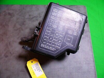 2001-06 HYUNDAI SANTA FE FUSE BOX / ENGINE BAY W/ABS ...