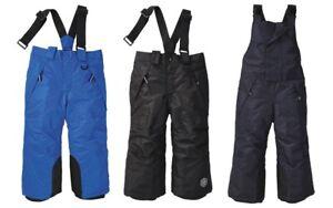 Ninos Chicos Pantalon Para Nieve Pantalones Esqui Invierno Lupilu Ebay