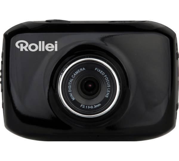 HD ActionCam Sportkamera Rollei Bullet Youngstar Schwarz