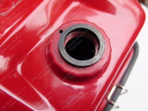 USMC Blitz Metal Gas Cap /& Spout Gaskets FOR 2-1//2 1-1//2 Gallon TOTAL 10 GASKETS