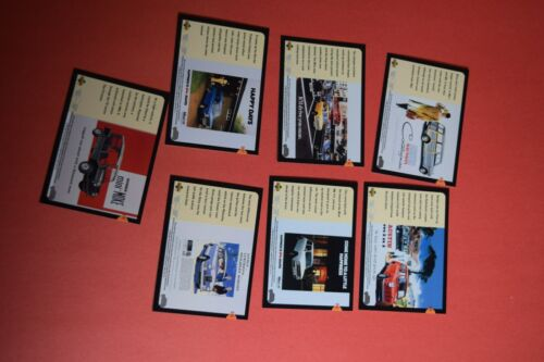BMC Mini cards GREAT GIFT FOR CAR LOVERS Morris 45 Premium Collectable Austin