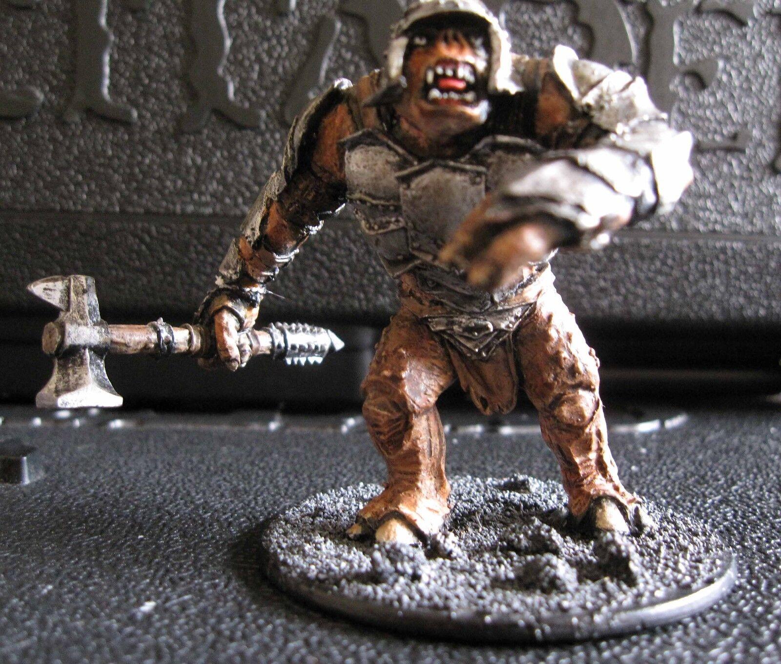 Games workshop el señor de los Anillos-Mordor troll (Metal) - 28mm