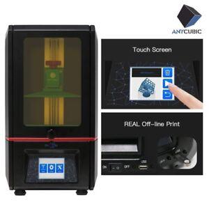 ANYCUBIC-Photon-UV-SLA-LCD-Harz-3D-Drucker-Hohe-Praezision-2-8-Zoll-Touchscreen