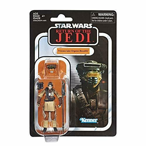 Boushh VC 134 in Hand! Star Wars Vintage Collection Princess Leia Organa