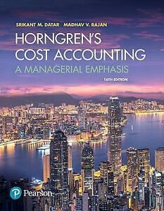 Horngrens cost accounting student value edition plus stock photo fandeluxe Image collections