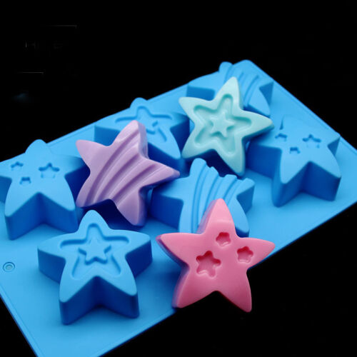 Silicone Cupcake Mold Muffin Pan Cake Candy Chocolate Pastry Baking Tray Mould