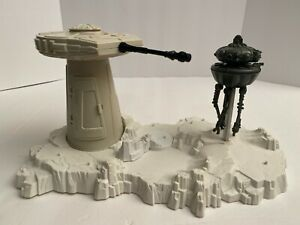 1979-Kenner-STAR-WARS-Empire-Strikes-Back-Turret-and-Probot-Playset-FREE-SHIP