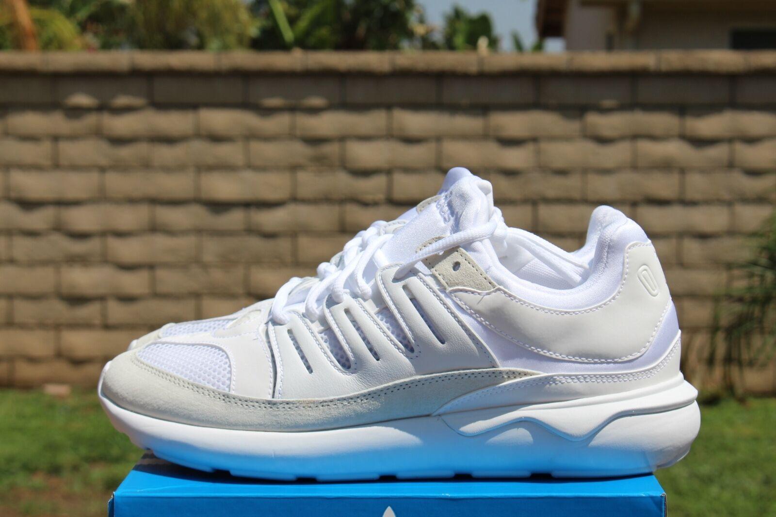 Adidas Tubular 93 Sz 12 Atletismo Blanco Blanco S82513 Roto S82513 Blanco 6ee85f
