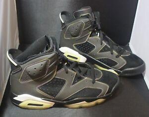 competitive price ec76c e8cf2 Image is loading Nike-Air-Jordan-VI-6-Retro-384664-002-