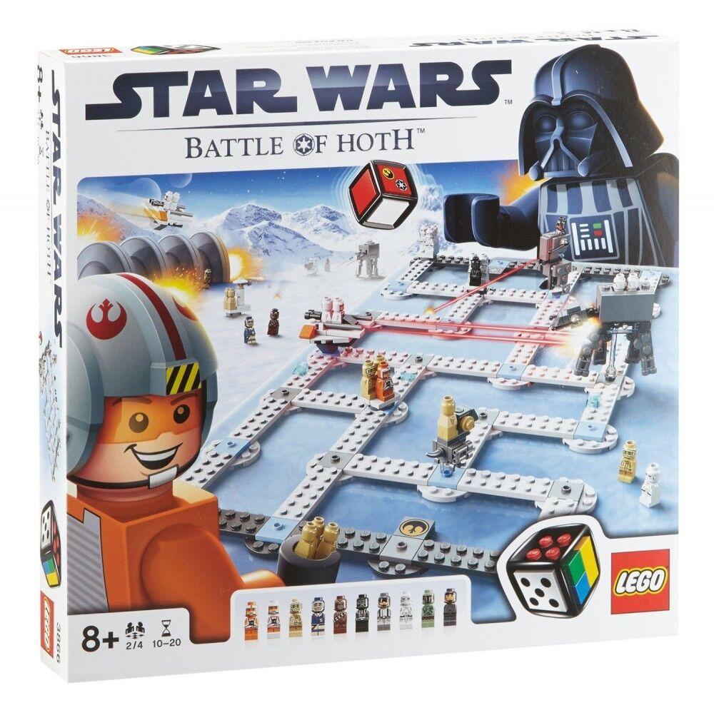 Lego 3866 Star Wars La Bataille  De Hoth Neuf Scellé  jusqu'à 50% de réduction