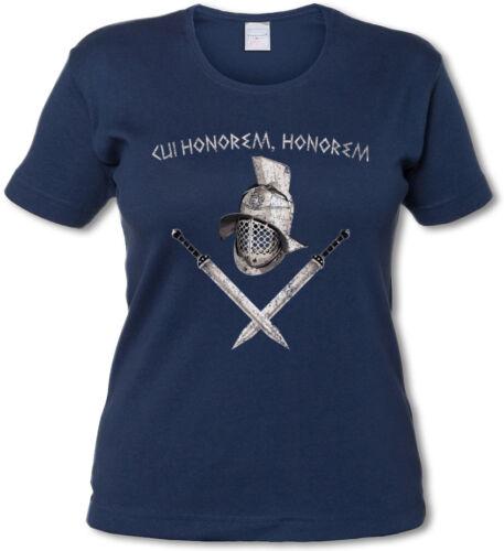 Honorem Gladiateur spartacus démoniaque shirt-rome rome tv spartacus culte sparte New