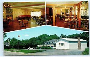Details About Sailor Ed S Seafood Restaurant Stonington Connecticut Ct Vintage Postcard D68