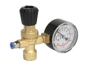 Sealey REG/MMG MIG Gas Regulator Disposable Cylinder Made To ISO 2503- 1 Gauge
