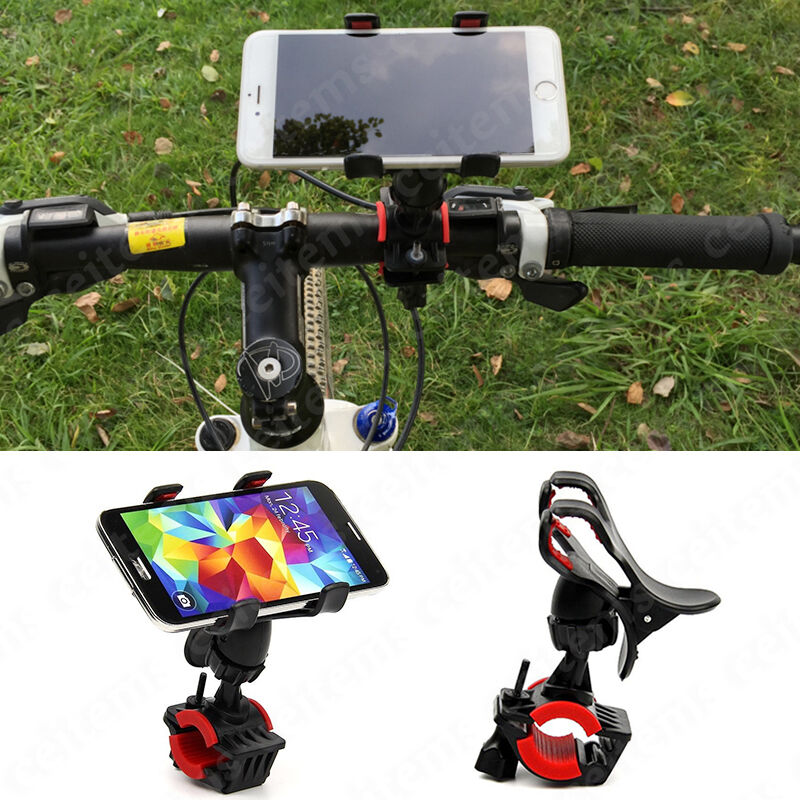 Bicycle Bike Handlebar Clip Mount Holder Stand for iPhone  GPS Mobile Cell Phone  buy cheap