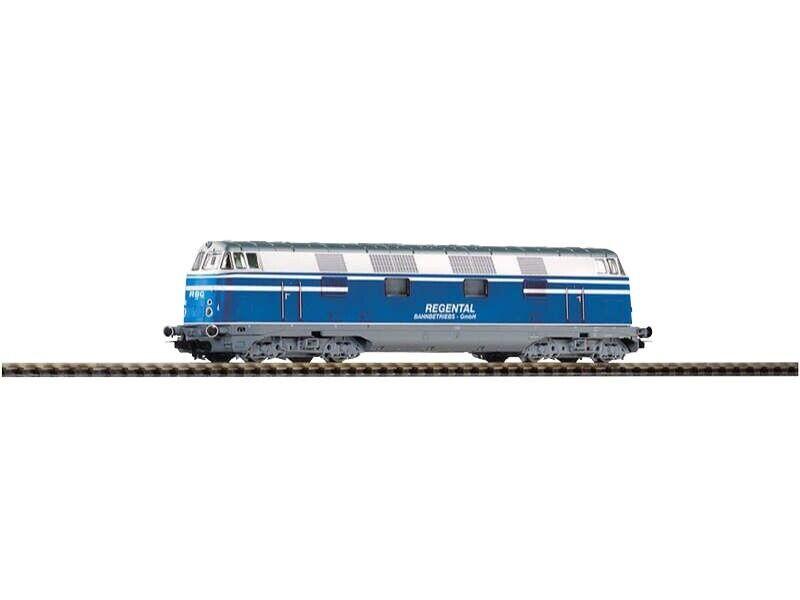 Piko 59567 diesellok d05 regentalbahn, 4-achsig, época V, pista h0
