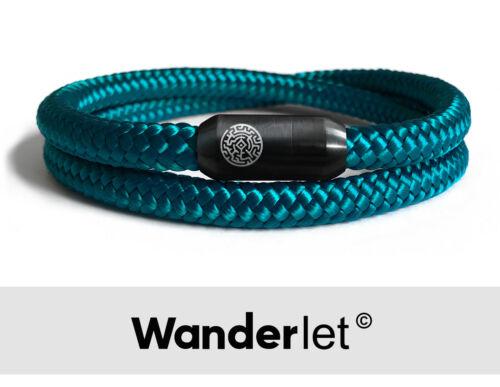Segeltau Handgefertigt Surferarmband*** ***WANDERLET HERREN DAMEN Armband 6 mm