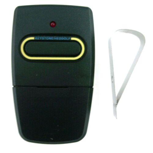 Heddolf 0220-1K-340 Overhead Door Compat 9 Code 3 position Switch Remote 340MHz