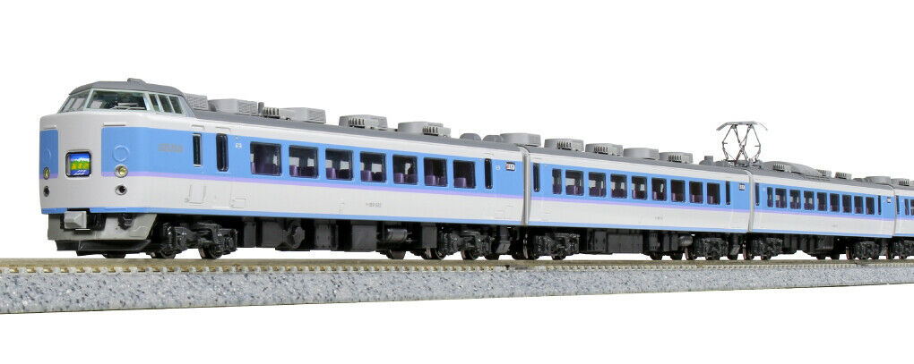 Kato 10-1525 JR Series 189 'Grade Up Azusa' 7 Cars Set (N scale)