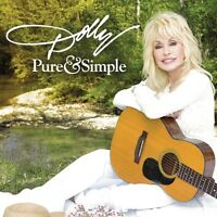 DOLLY PARTON - PURE & SIMPLE  2 CD NEU