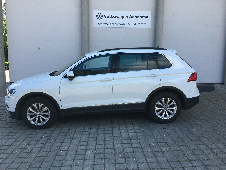 VW Tiguan 2,0 TDi 150 Comfortline + DSG 5d