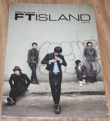 FTISLAND MINI ALBUM JUMP UP K-POP CD SEALED