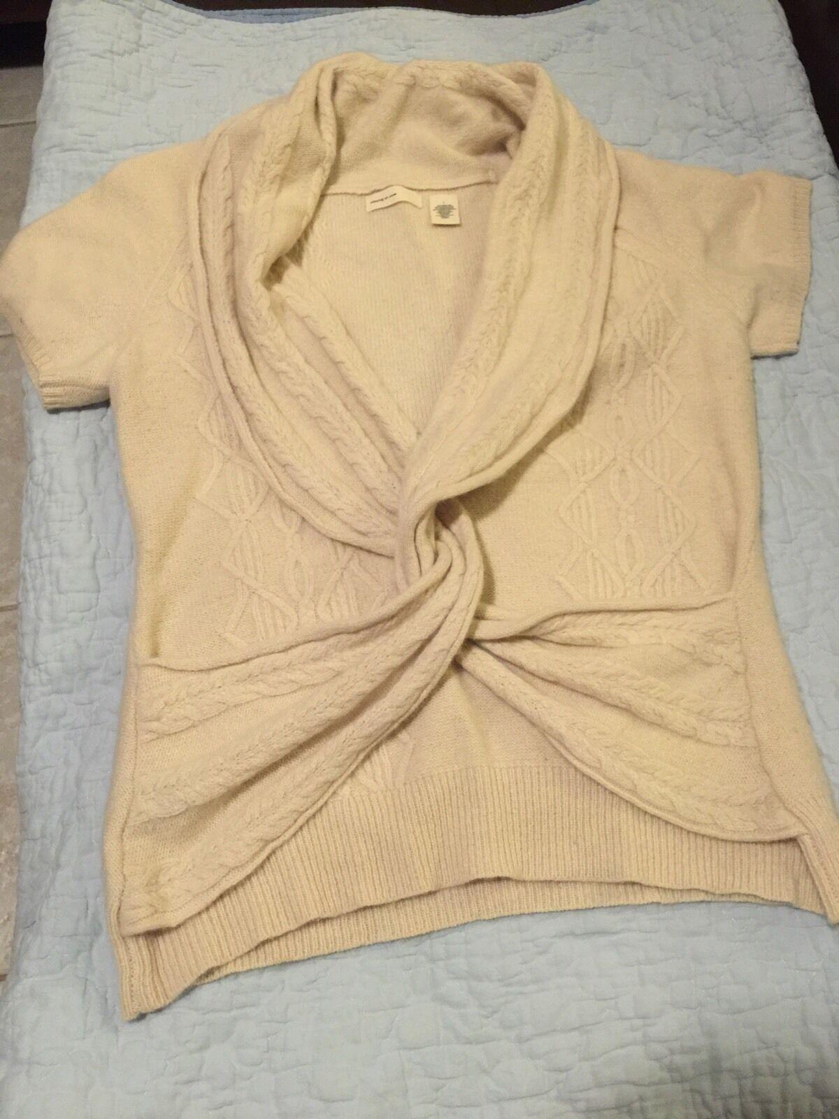Anthropologie Sleeping On The Snow Sweater Vintage