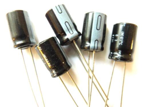 1uf 400v 85c Taglia 11.5mmx8mm SME Condensatore x10 PEZZI