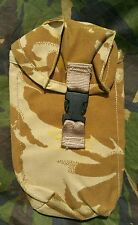 RARE RAF Aircrew DPM Desert Pouch Mag Magazines Molle British Army UKSF