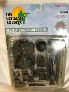 Ultimate-Soldier-12-034-1-6-Scale-WWII-GERMAN-PANZER-GRANADIER-Weapons-Uniform-Set