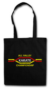 ALL VALLEY KARATE CHAMPIONSHIP STOFFTASCHE Kid Tournament Logo Kung Fu