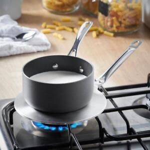 Details About Induction Hob Diffuser Converter Use Any Regular Pot Or Pan Evenly Heat 19cm