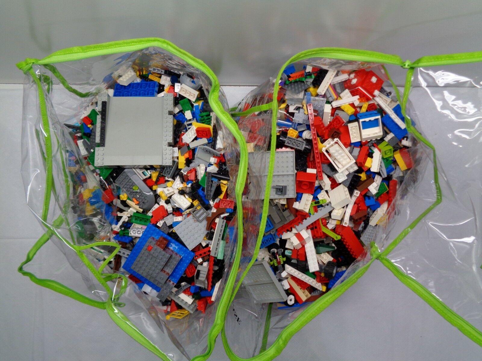 Lego Huge Lot 28 Pounds lbs Assortment Bulk Legos Ship Car  Baseplate Premium