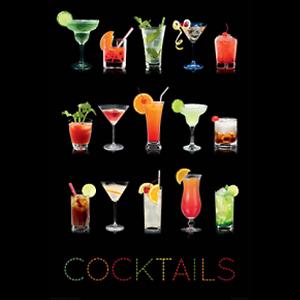 COCKTAILS-ON-BLACK-BACKGROUND-DRINKS-91-x-61-cm-36-x-24-034-ART-POSTER