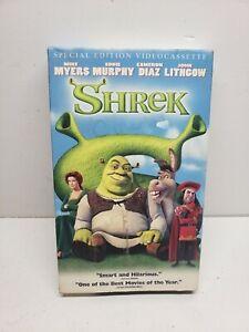 Shrek Vhs 2001 Big Box 667068367034 Ebay