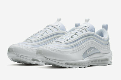 huge inventory top brands cozy fresh Nike MEN'S Air Max 97 Summit White Light Blue SIZE 11 BRAND ...
