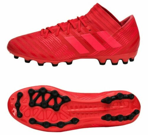 Scarpe calcio Adidas NEMEZIZ 17.3 AG CP8995 scarpa uomo CALZINO BASSO tacchetti