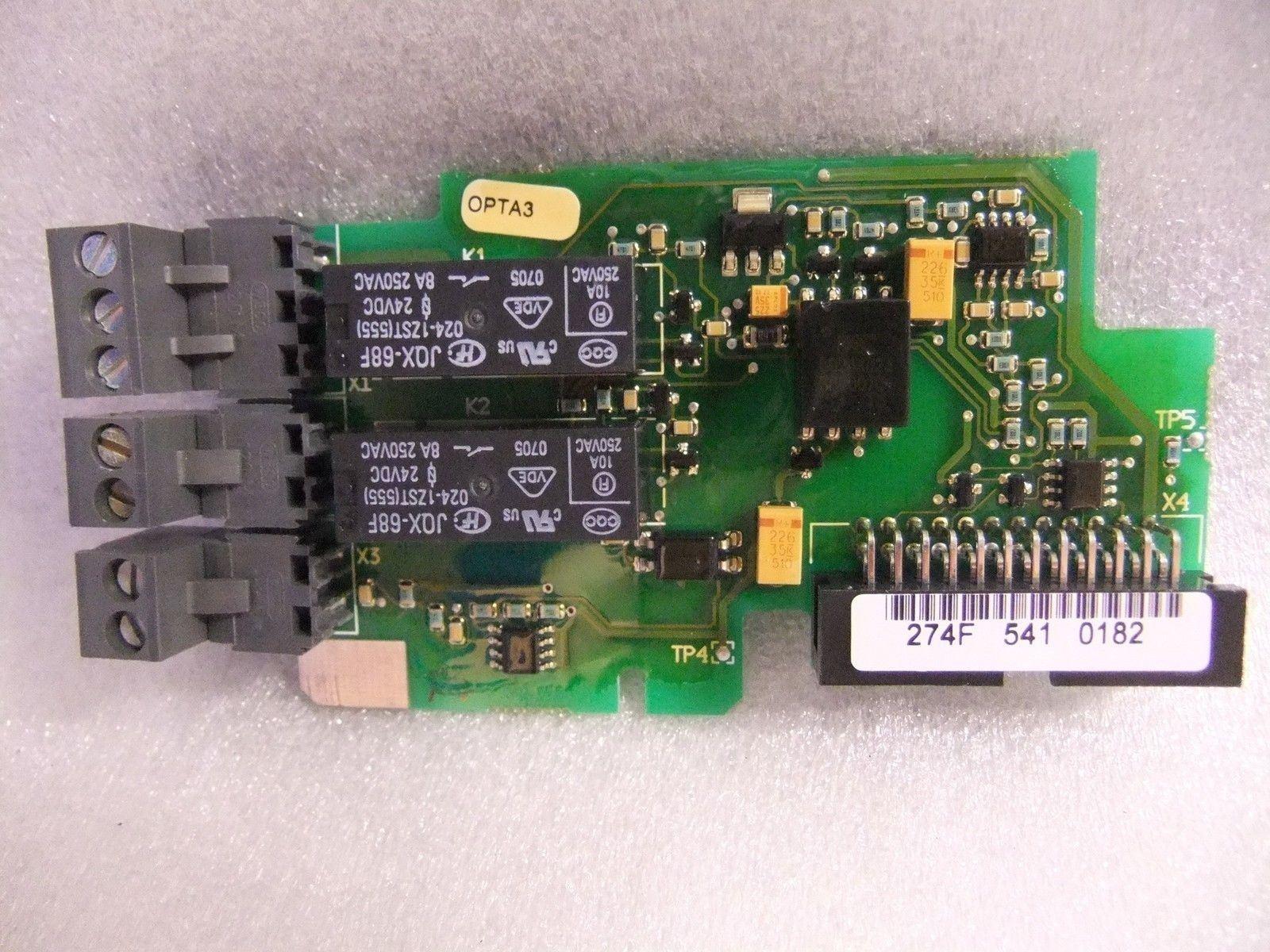 Vacon Relay Thermistor Board CM0500 PC00274C
