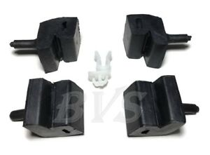 ROD CLAMP FIT FOR DATSUN 620 PICKUP TRUCK Thick 1 SET HOOD BONNET BUMPERS