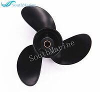 Propeller 8.5 X 9 For Tohatsu Nissan Mercury 8hp 9.8hp Outboard Motor 8.5x9