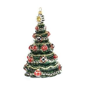 MacKenzie-Childs-Glass-Ornament-Highland-Tree