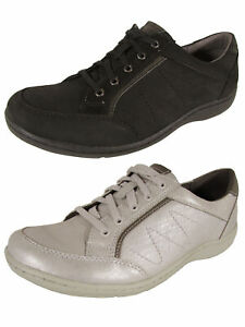Aravon Womens Bromly Oxford Lace Up Sneaker Shoes