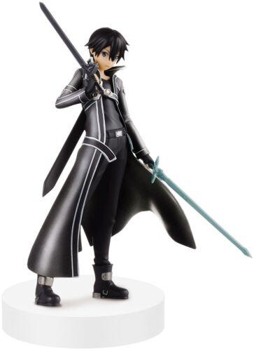 BANPRESTO SAO Sword Art Online Kirito Figure Pearl ver BANPRESTO Prize