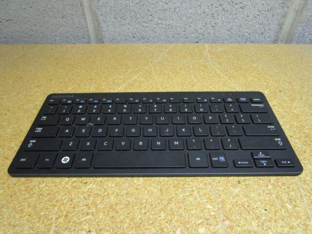 Samsung Compact Wireless Bluetooth Keyboard AA-SK2NWBB/US Only Keyboard Used