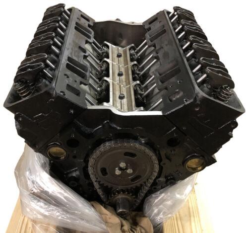 Mercruiser Remanufactured 5.0L Vortec Marine Longblock Engine Volvo Penta OMC