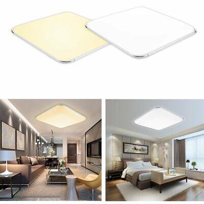 Deckenleuchte Dimmbar LED RGB Badleuchte Küche 36W Arbeitszimmer Flurlampe Flur