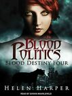 Blood Politics Library Edition by Helen Harper Audio CD