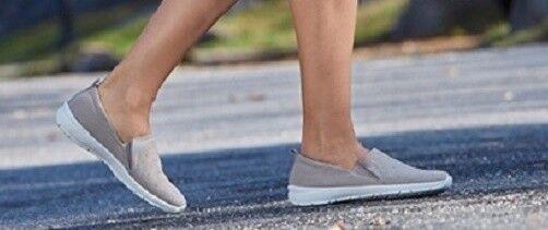 Easy Spirit tan Genera loafer flats wedge tan Spirit lightweight sz 6.5 Med NEW f57e5f